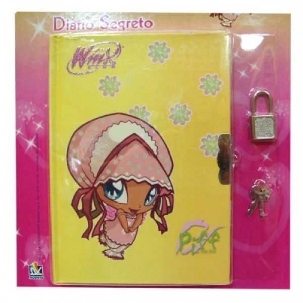 Дневник секретов Pixie