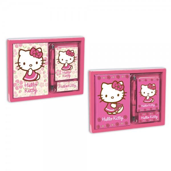 """Подарочный набор """"Hello Kitty"""": дневник + адресная книга, 02634"""