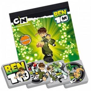 Стирательные Резинки Ben 10