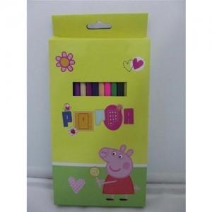 Цветные карандаши Peppa Pig