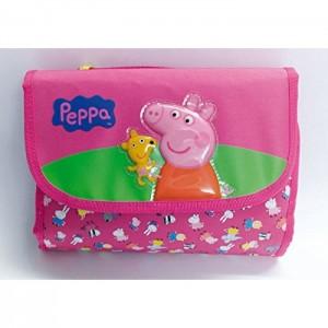 Сумка-пенал с наполнением на липучке - Peppa Pig