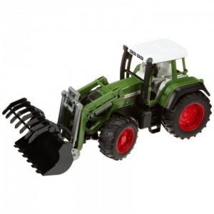 Трактор - Fendt Favorit 926 Vario с фронтальным погрузчиком, Bruder 02062