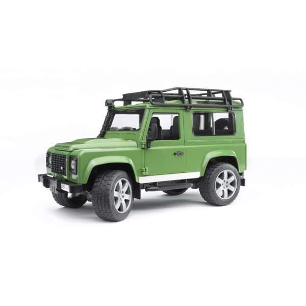 Джип Land Rover Defender, Bruder 02590