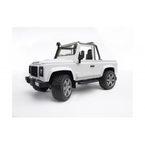 Land Rover - Defender Pick Up М, 02591 Bruder