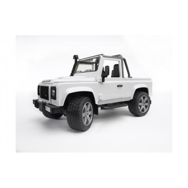 Land Rover - Defender Pick Up М, 02591 Bruder