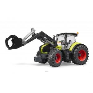 Трактор с погрузчиком Claas Axion 950, Bruder 03013