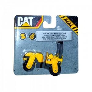 Мини-машины Caterpillar каток