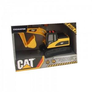 Caterpillar Экскаватор со звуковыми и световыми эффектами