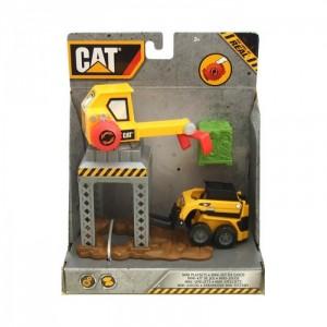 Caterpillar - Набор строительной техники с погрузчиком