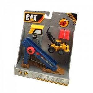 Caterpillar - Набор строительной техники с трактором