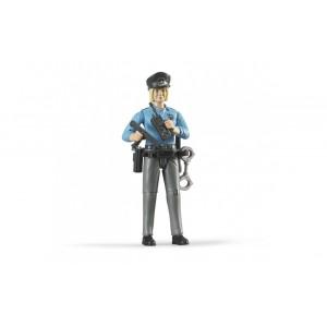 Фигурка женщины-полицейского со снаряжением, Bruder 60430