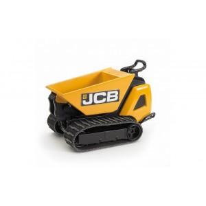 Гусеничный перевозчик сыпучих грузов - JCB Dumpster HTD-5, Bruder 62005