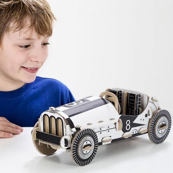 TO DO Картонный 3D-конструктор - Авто