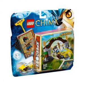 Lego Legends of Chima - Врата Джунглей
