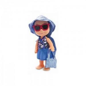 Кукла Le Monelle синяя
