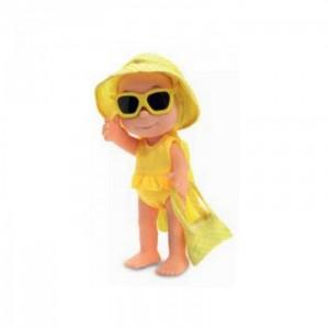 Кукла Le Monelle жёлтая