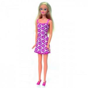 Tanya Trendy в платье с сердечками