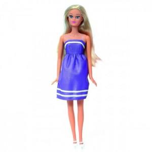 Tanya Trendy в синем платье