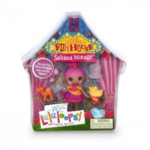 Кукла Мини Lalaloopsy Silly Fun House - Sahara Mirage