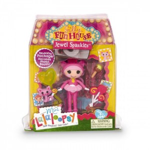 Кукла Мини Lalaloopsy Silly Fun House - Jewel Sparkles