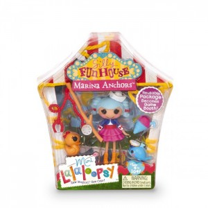 Кукла Мини Lalaloopsy Silly Fun House - Marina Anchors