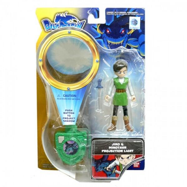 Blue Dragon Дзиро с мини-проектором