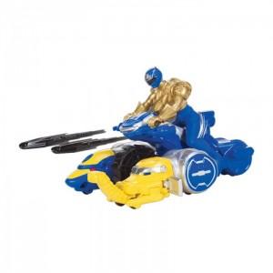 Power Rangers Megaforce - Zord Builder синий