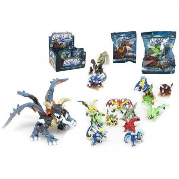 DinoFroz - Мини-персонаж в блистере