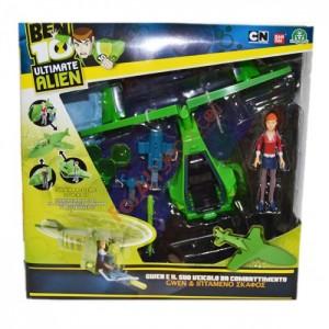 Ben 10 Ultimate Alien - Космическая машина Гвен