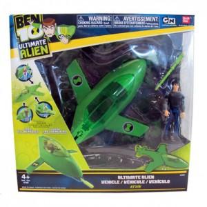 Ben 10 Ultimate Alien - Космическая машина Кевина