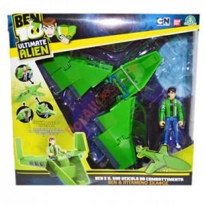 Ben 10 Ultimate Alien - Космическая машина Бена