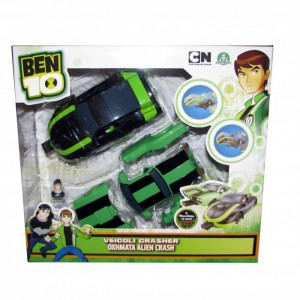 Ben 10 Ultimate Alien - Машина