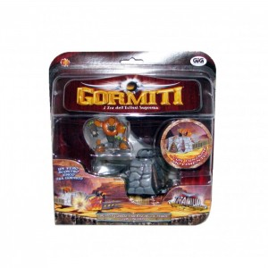 Gormiti Cinghios - Битва колесниц