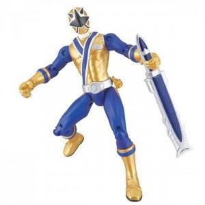 Power Rangers Samurai - Медно-Синий