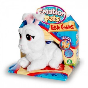 Интерактивный кролик - Little Milky