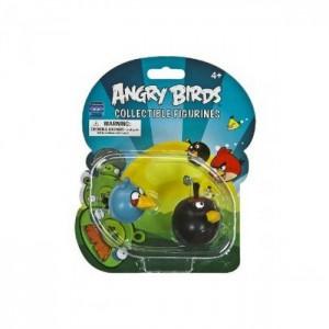 Набор Angry Birds (синяя+чёрная)