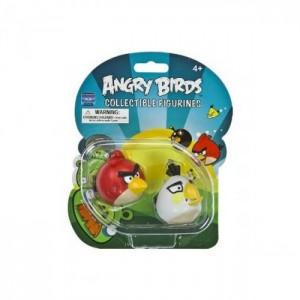 Набор Angry Birds (красная+белая)