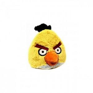 Плюшевый Angry Birds жёлтый  10 см