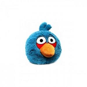 Плюшевый Angry Birds синий 10 см
