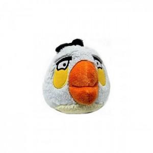 Плюшевый Angry Birds белый 10 см