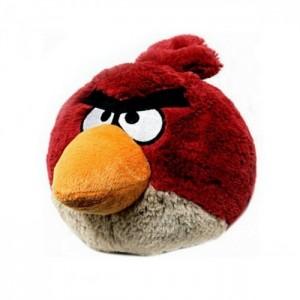 Плюшевый Angry Birds красный 20 см