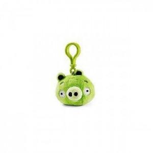 Брелок Angry Birds зелёный