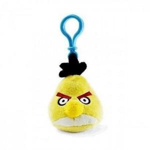 Брелок Angry Birds жёлтый