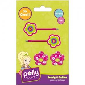 Набор заколок Polly Pocket