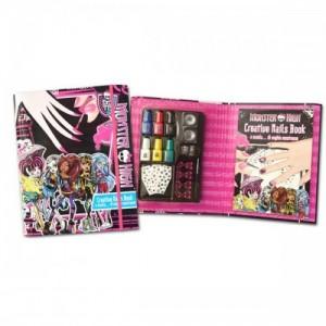 Monster High набор для ногтей - Книга