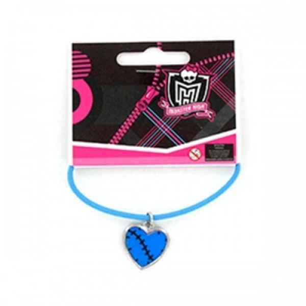 Monster High - браслет с сердцем Frankie Stein