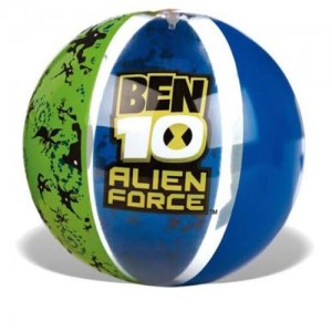 Надувной мяч Ben 10