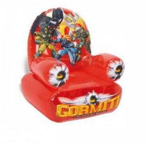 Надувное кресло Gormiti
