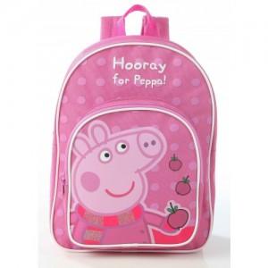 Рюкзачок мини Peppa Pig (Свинка Пеппа) для девочки, розовый