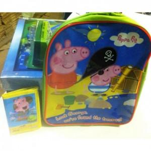 Рюкзачок George Pirate + кошелек - Peppa Pig